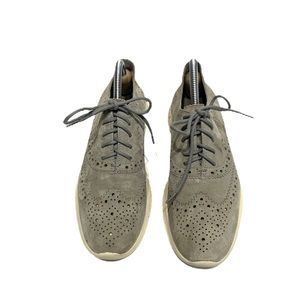 Cole Haan Oxford Sneakers In Gray 7.5